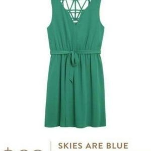 Skies Are Blue Stitch Fix Kacie Dress